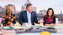 Piers Morgan teases 'GMB' co-host Susanna Reid over romance with Crystal Palace chairman