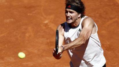 Tennis - ATP - Madrid - Alexander Zverev est «heureux d'être parvenu» à enfin battre Rafael Nadal sur terre battue