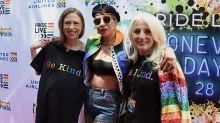 Idina Menzel, 'Drag Race' Judge Michelle Visage, Lady Gaga's Mom Join Elvis Duran 'Drag Spectacular' Benefit