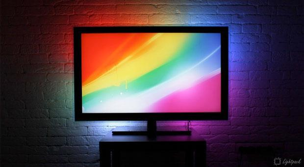 Insert Coin: Lightpack turns your computer display into an ambient backlight (video)