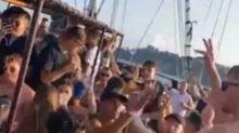 'Festas Covid' chegam às ilhas gregas