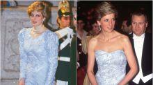 10 veces que la princesa Diana recicló su envidiado armario