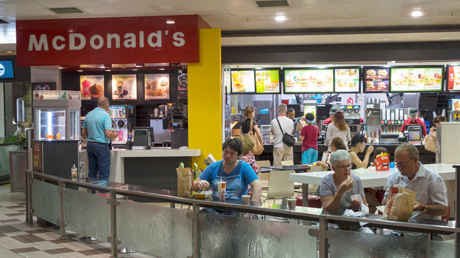 McDonald's worker wins compo for smoko injury