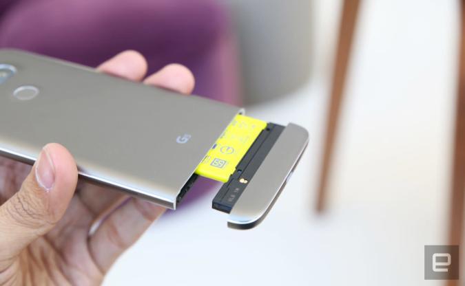 Das G6 von LG wird eine Frühgeburt