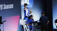 Mavericks list Luka Doncic (ankle sprain) as questionable for game 4