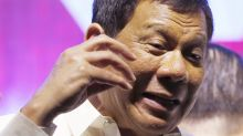 Duterte says only empty tribal schools would be bombed