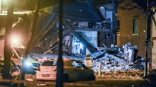 Wirral explosion: Dozens injured as people 'lifted off feet' by suspected gas blast