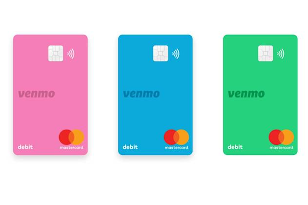 Venmo's debit card turns your balance into real-world money