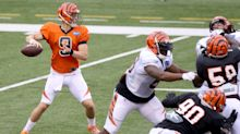 Joe Burrow spars with Bengals defense in intriguing Sunday scrimmage