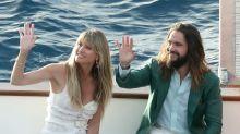 Tom Kaulitz schenkt Heidi Klum Mauerstück