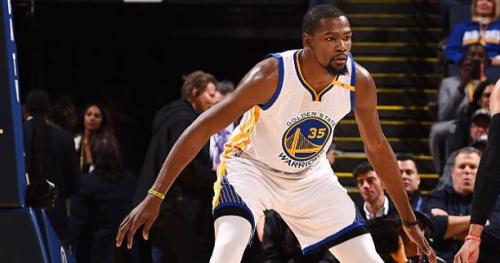 Basket - NBA - Kevin Durant prêt à jouer «sans retenue»