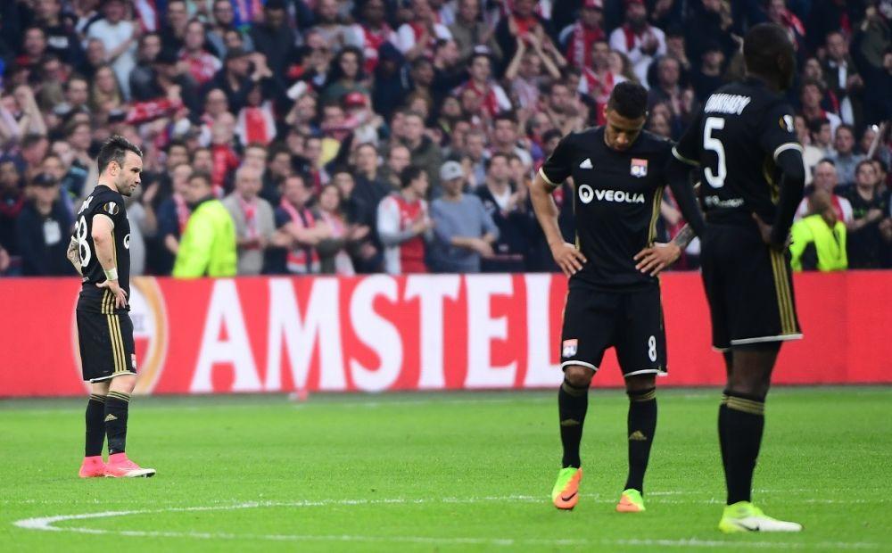 Ajax-OL: les notes (catastrophiques) des Lyonnais