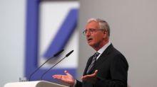 Deutsche Bank's chairman best paid among German blue chips in 2018