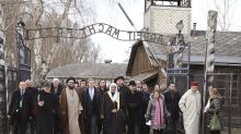 Islamic leaders make 'groundbreaking' visit to Auschwitz