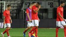 Foot - C1 - 3e tour - Ligue des champions (3etour qualificatif) : Benfica éliminé par le PAOK, le Dynamo Kiev en barrages
