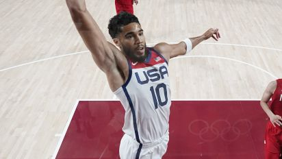 That's more like it: USA hoops coasts by Iran