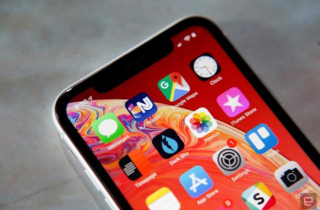 Verizon will reportedly roll out iPhone dual SIM support in December