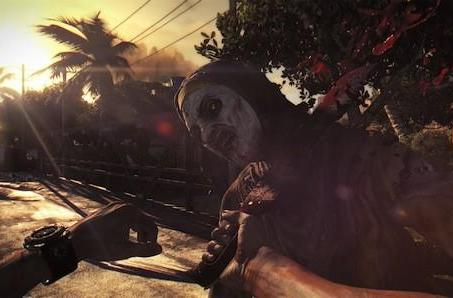 Dying Light hits the streets in nighttime gameplay video