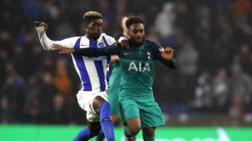 Danny Rose admits Tottenham haven't been up to scratch but hopes to be back on track after Brighton win