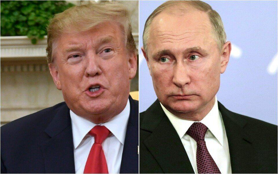 Veterans Group Rips 'Traitor' Trump Over Russian Bounties To Kill U.S. Soldiers