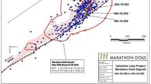 Infill Drilling at Marathon Deposit confirms thick continuous mineralization, 1.54 g/t Au over 149.0 meters, Valentine Lake Gold Camp, Newfoundland