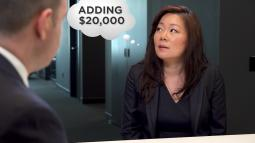 Here's how to answer one of the trickiest job interview questions about money