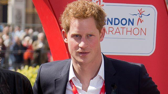 Prince Harry travels to US to visit wounded troops