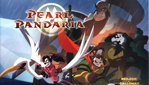 WoW Insider reviews Pearl of Pandaria by Micky Neilson & Sean Galloway