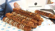 最強街拍甜點ZAKUZAKU 微風北車店開幕享限量優惠