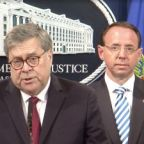 AG William Barr: Mueller report did not find collusion with Russia