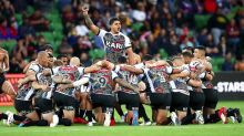 NRL star backs no anthem call or players will 'stand silently in protest'