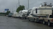 No more free camping at Whitehorse Walmart