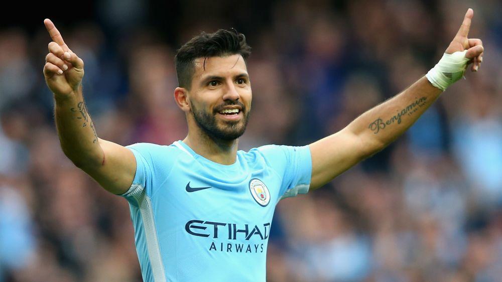"""Manchester City, Agüero se dit """"prêt"""" à jouer samedi contre Stoke City"""