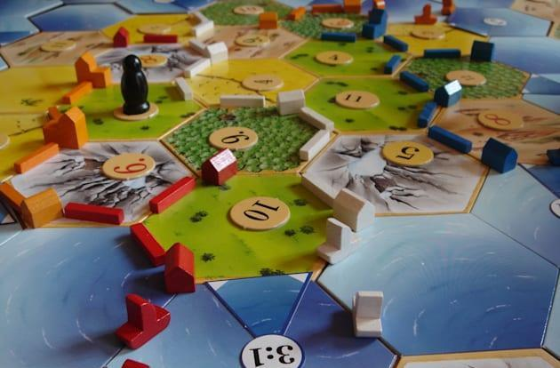 Settlers of Catan to be made into a movie or TV show