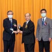 台灣大獲PMI專案管理大獎標竿專案獎
