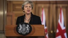 UK leader May hits back after EU trashes her Brexit plan