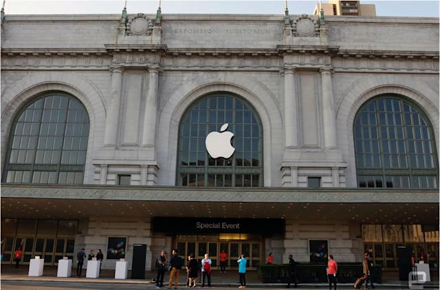 Watch Apple's iPhone 7 event in 15 minutes