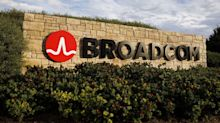 Broadcom Gives Upbeat Forecast; Order Losses Hit Shares