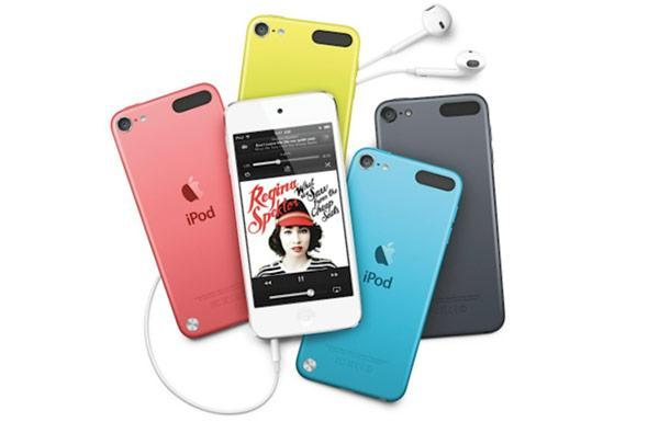 Apple announces fifth-generation iPod touch: 4-inch screen, 6.1mm thick, Siri included, starts at $299