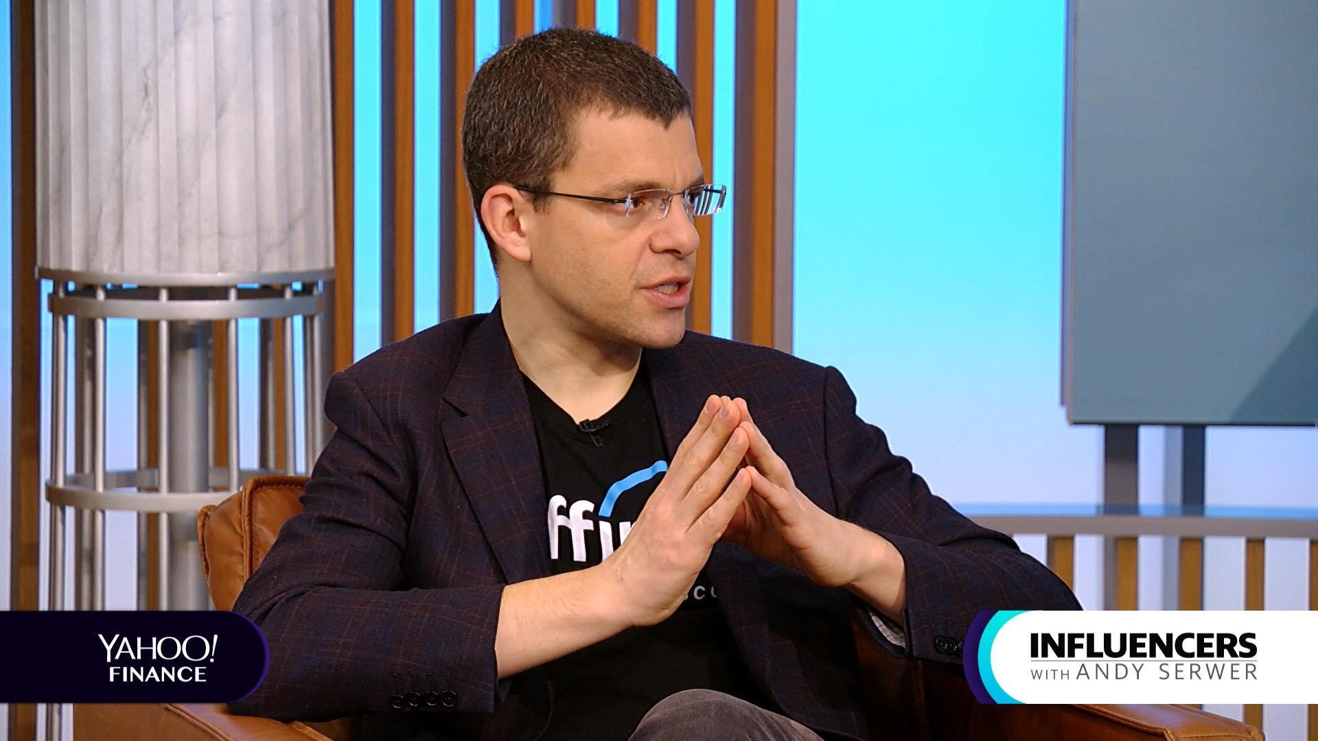 'Facebook probably knows a lot more about me than ... I know about me,' PayPal Co-Founder Max Levchin says