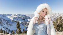 Ensaio de casamento inspirado em Frozen vai aquecer seu coração