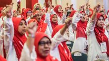 At Wanita Umno meet, resounding call to make Muafakat Nasional a formal coalition