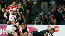 England survive Japan scare at Twickenham