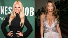 Jessica Simpson hits back at 'nauseating' body shaming comments by former Vogue director