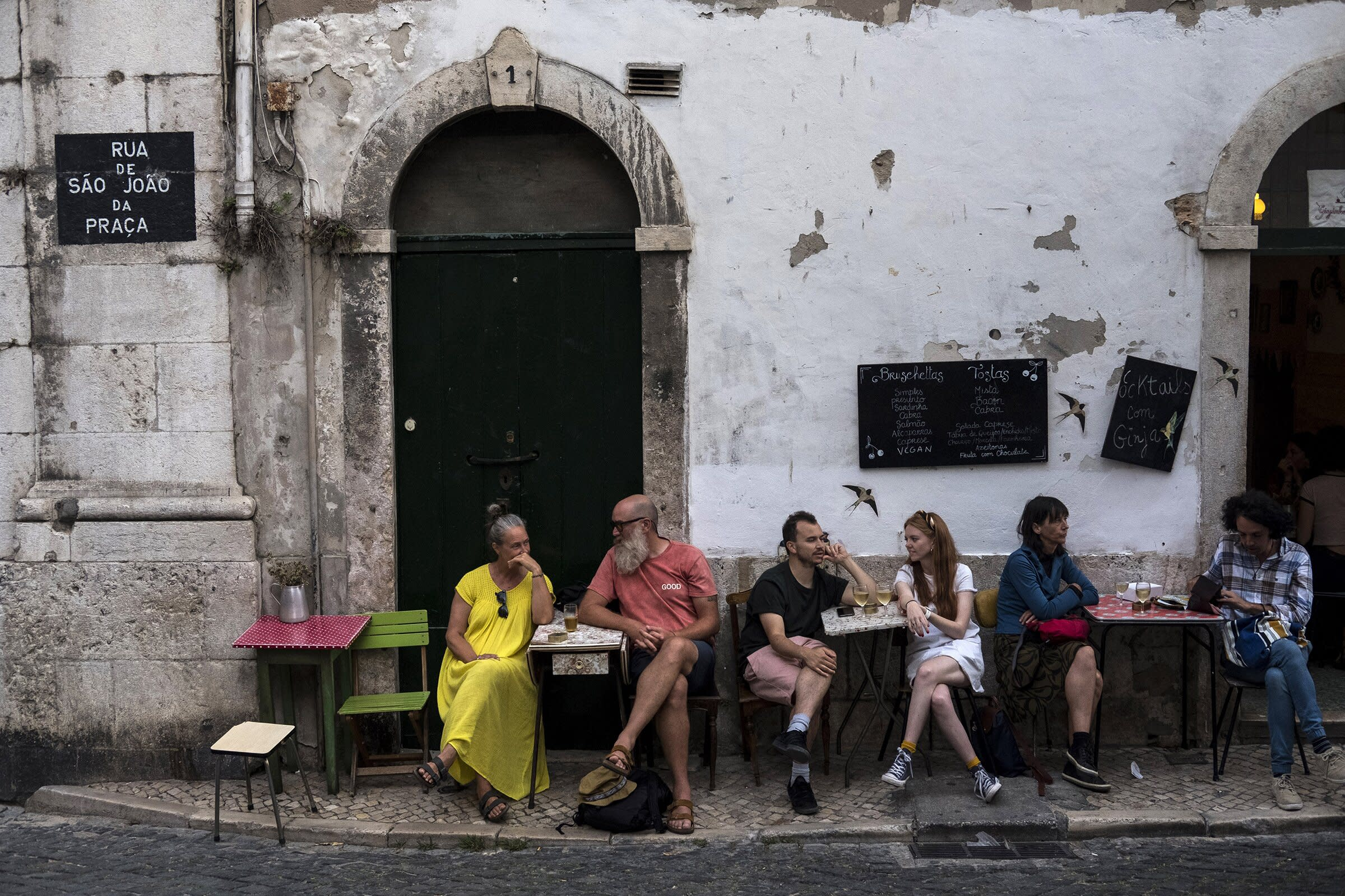 Europe's City Centers Pushed Out Residents for Tourists. Could the Coronavirus Reverse the Trend?