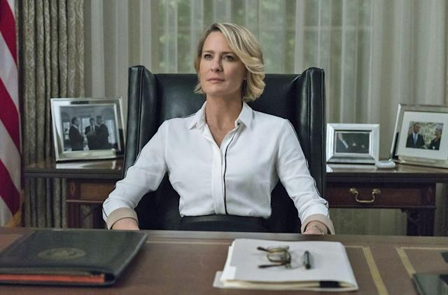 'House of Cards' returns for its final season November 2nd
