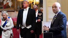 Javid: I don't know why I was snubbed from Trump banquet