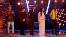 The Voice: Final four in a knockout first half
