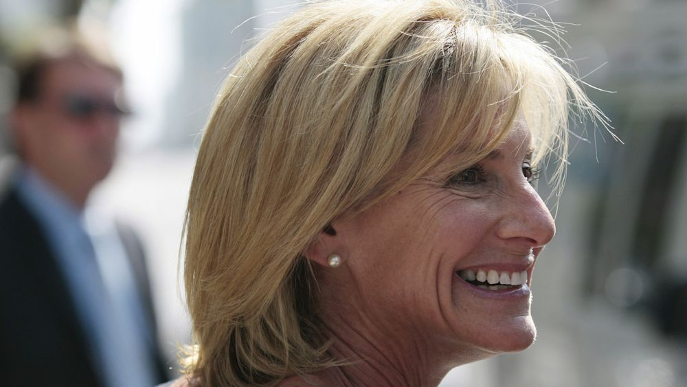Former Dodgers co-owner Jamie McCourt is the new U.S. ambassador to France. (AP)