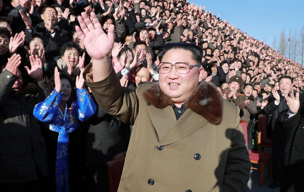 """North Korean leader Kim Jong Un reportedly """"expressed a strong determination to visit Seoul while watching future situation"""""""